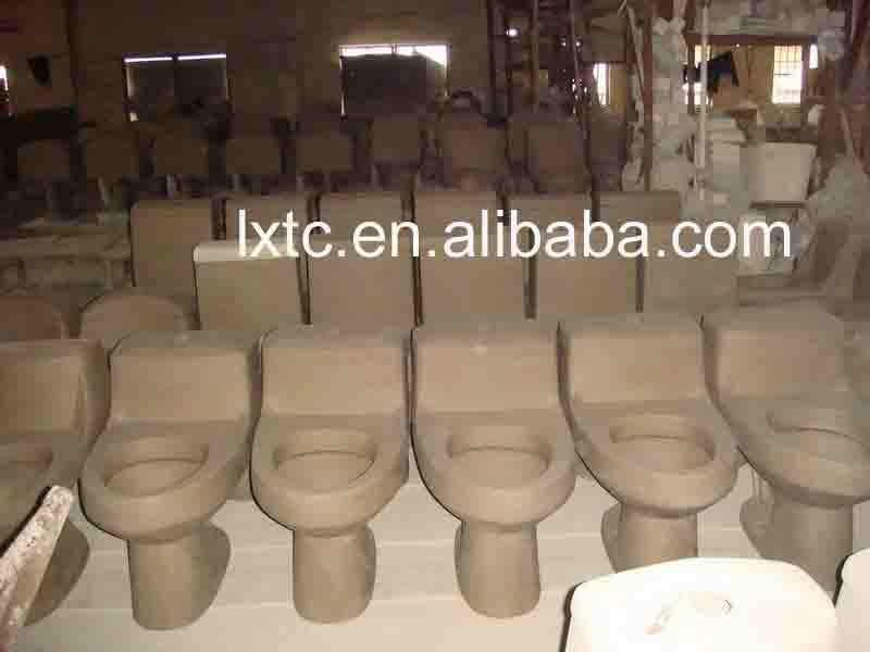 bathroom ceramic Siphonic/washdown one piece toilet
