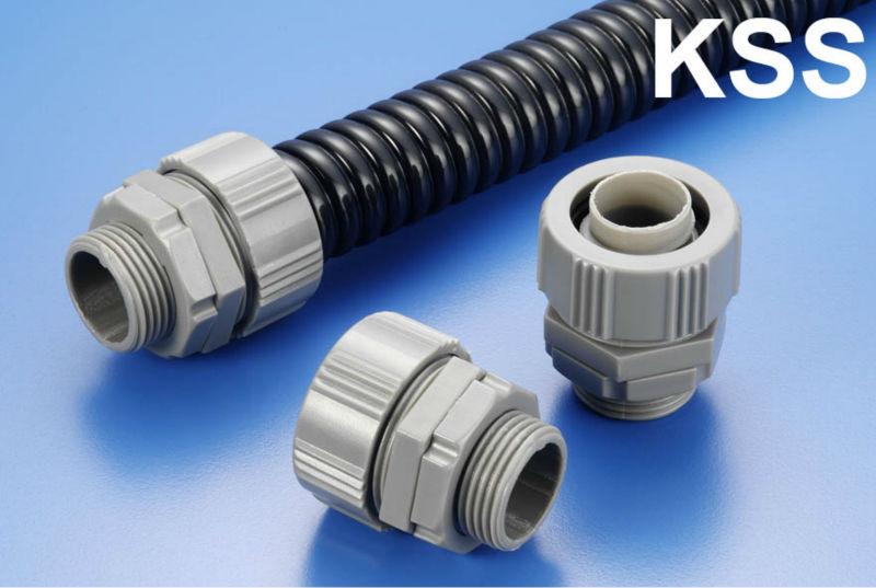 source kss flexible metal conduit adaptor on m