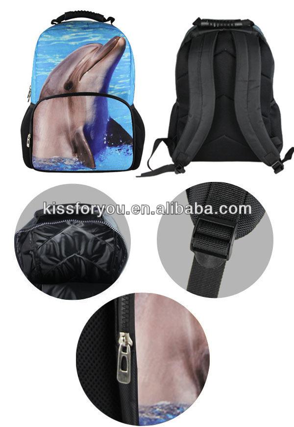 Butterfly school bag,sport school bag,school library bags