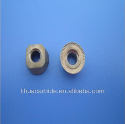 zhuzhou tungsten carbide cnc inserts for lathe machine made in China