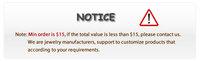 Серьги-гвоздики 925 925 10M KDE074