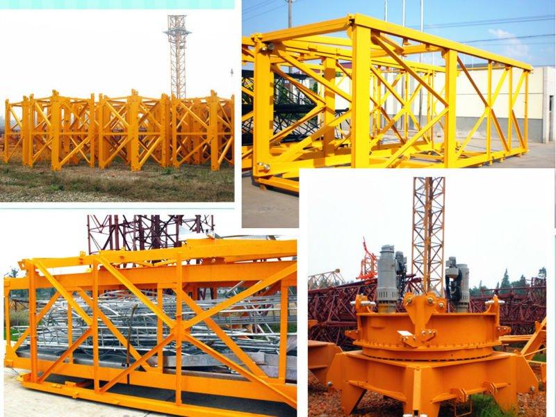 10 Tons Tower Crane F0/23B(id:8389413). Buy China tower
