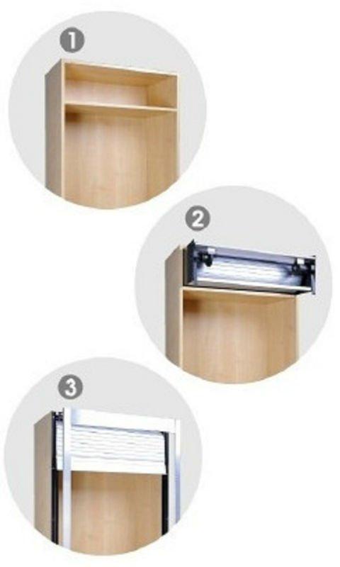 Kitchen Cabinet Aluminum Roller Shutter Buy Shutter Aluminum Roller
