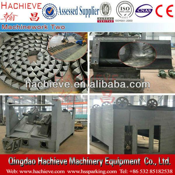 Crochet Type abrasif polissage Machine / roue de la Machine de sablage