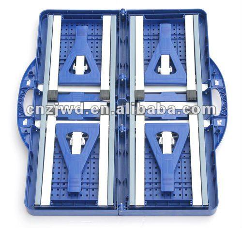 4 seats plastic folding picnic table buy camping table - Table pvc pliante ...