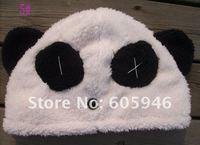 Детские Шарфы, Шапки, Перчатки fashion cartoon panda animal hat, expression mixstyle children or adult hatsale chistmas alternative