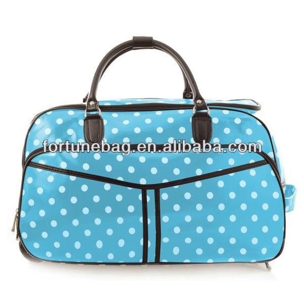 Fashion high quality sky travel bag