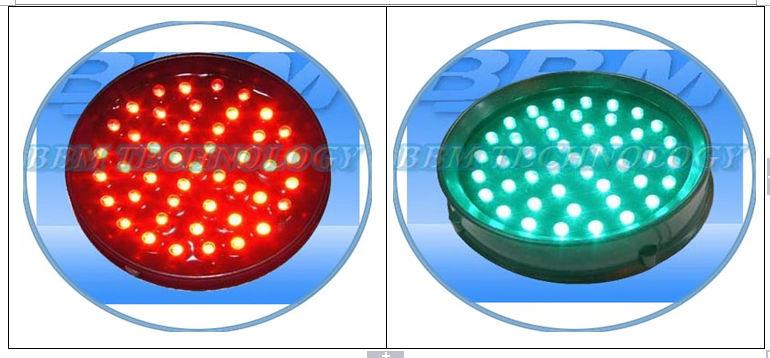 100mm módulo de señales de tráfico light/lente