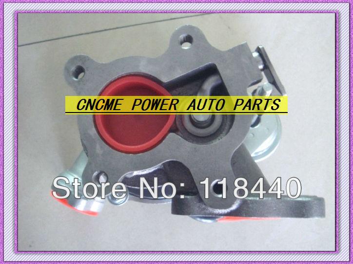 TURBO KP35 54359880009 54359880007 54359880001 0375G9 Turbocharger for Peugeot 206 307 Citroen C2 HDI Ford Fiesta TDCi Mazda 1.4L Hdi DV4TD DV4TD 8HX