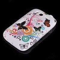 Чехол для для мобильных телефонов TPU GEL SILICON CASE COVER FOR HTC WILDFIRE S G13 8GS