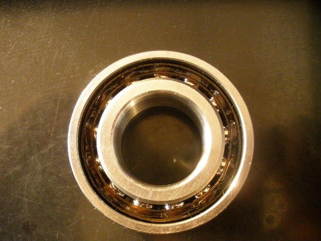 Angular contact bearings jiaojiechu04