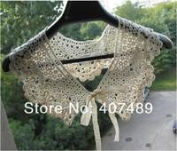 Ожерелья и Кулоны Joker Flower Lace Fake Collar