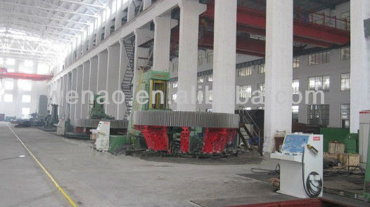 Building Material Rotary Kiln/Rotary kiln with ISO Certificate Used in Lime, Cement Industry