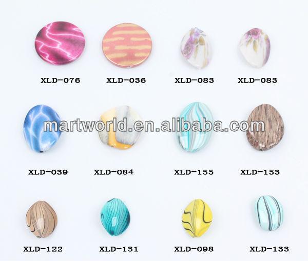 bead landing wholesale spike beads(XLD-070)