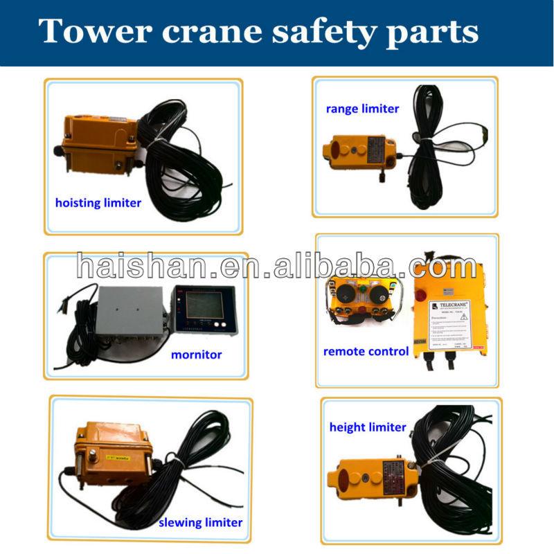 Hammerhead Tower Crane 14tons Hammerhead Tower Crane