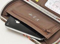 Ключница HB922 TT 31 Hard Case Snap Wallet 4 Styles Printed Pattern Rare Brand New