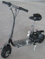 Мопед pullstart Gas scooter009