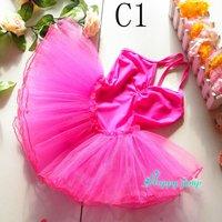 Платье для девочек girl fashion children Ballet skirt for show with and retail
