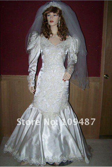 90 S Style Bridesmaid Dresses