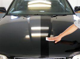 CAR WAX JAPAN 8500 Glass Coating for Car Body