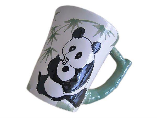 el patrón de oso panda taza de cerámica-Tazas/Mugs/Tarros ...