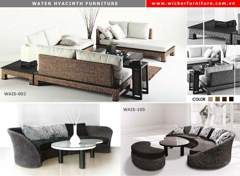 Đan lục bình - Nội thất bàn ghế, đồ nội thất phòng khách phòng ngủ