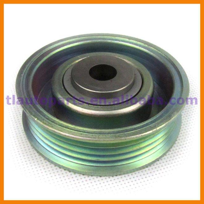 Power Steering Oil Pump Belt Tension Pulley For Mitsubishi Pajero Sport K96 Montero V43 6g72 V45 ...