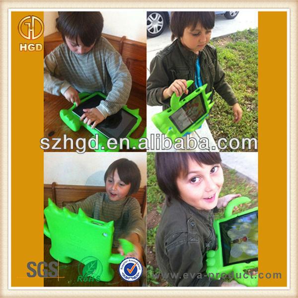 designer cover for ipad mini kid friendly shockproof EVA case