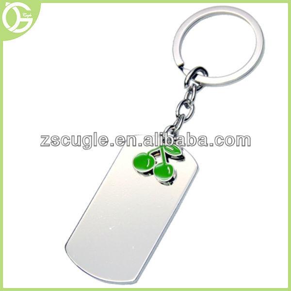 Cheap promotional key chain
