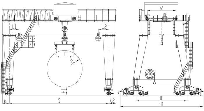 gantry crane plans - photo #30