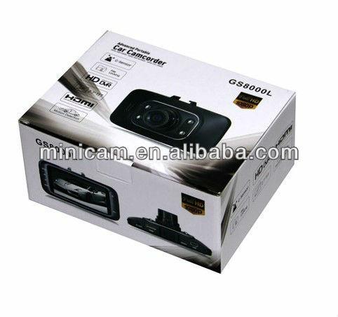 gs8000L car dash camera