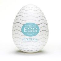 Товары для мастурбации Tenga Tenga яйцо волнистые