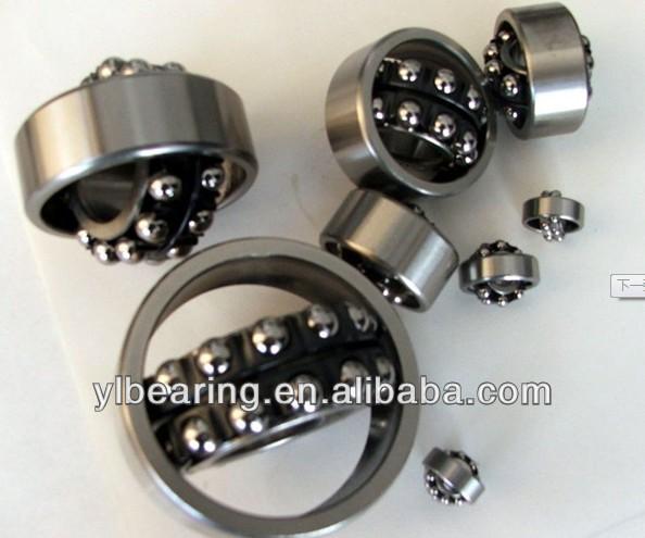 Auto- alinhamento do rolamento de esferas de tamanho