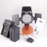 New Hot Shoe Lamp LED Video Light Lamp For Canon Nikon Camera DV Camcorder J0042