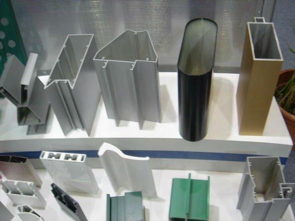 Perfiles de aluminio para ventana y puerta ventanas - Tipos de perfiles de aluminio ...
