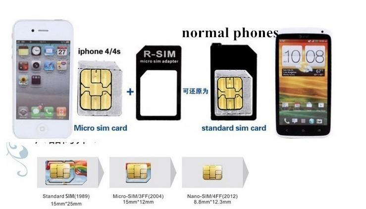 Как на айфоне сделать номера с сим