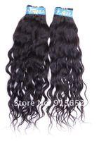 Наращивание волос  большая волна