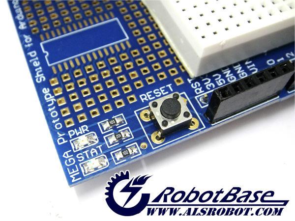 Arduino Prototyping Prototype Shield ProtoShield With Mini