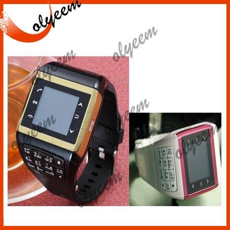 unlocked phone cheap watch Q5 1.33 inch QVGA TFT touch screen Bluetooth fashion wrist mobile cell phone