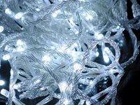 Рождественские украшения WHITE LED LIGHT 10M