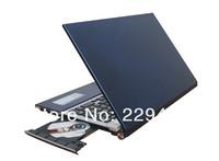 Ноутбук Fashionable 15.6 inch laptop with Intel D2500 dual-core CPU, 4G RAM&500G HDD, Win7 OS, DVD-RW, WIFI&Webcam