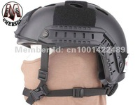 EMERSON FAST Helmet-PJ TYPE/Tactical helmet-BLACK/Free shipping
