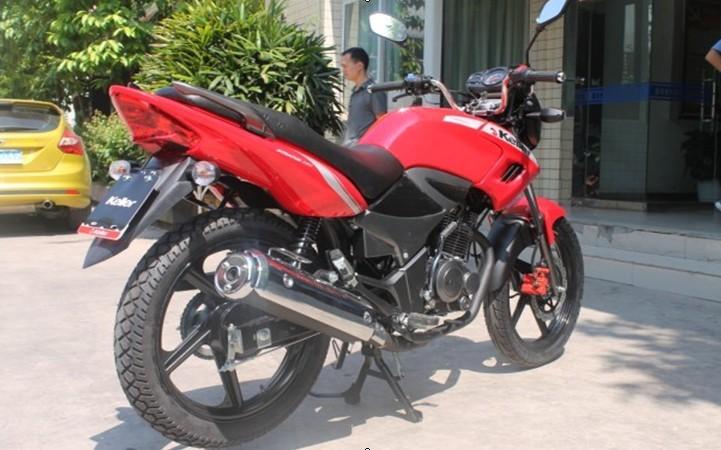 DUCAR automatic 200cc street bike