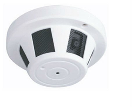 wholesale-Multifunction Smoke Detector with Hidden Camera  ,420 TVL CCD Surveillance Camera-Free Shipping