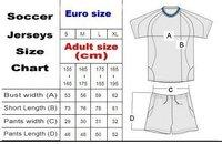Мужская футболка для футбола Jerseys ,  Patches