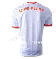 Latest 12-13 bayern Munich at home MuNi suit away kit ball suit