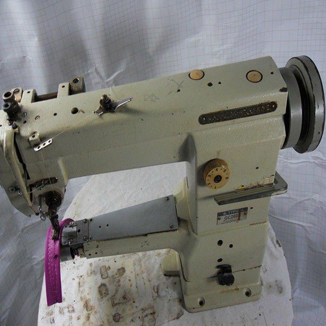Utilis adapt pour cuir cordonnier machine coudre for Machine a coudre zenith 513