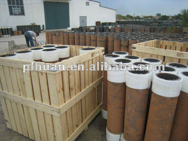 Cast Basalt Pipe Liner