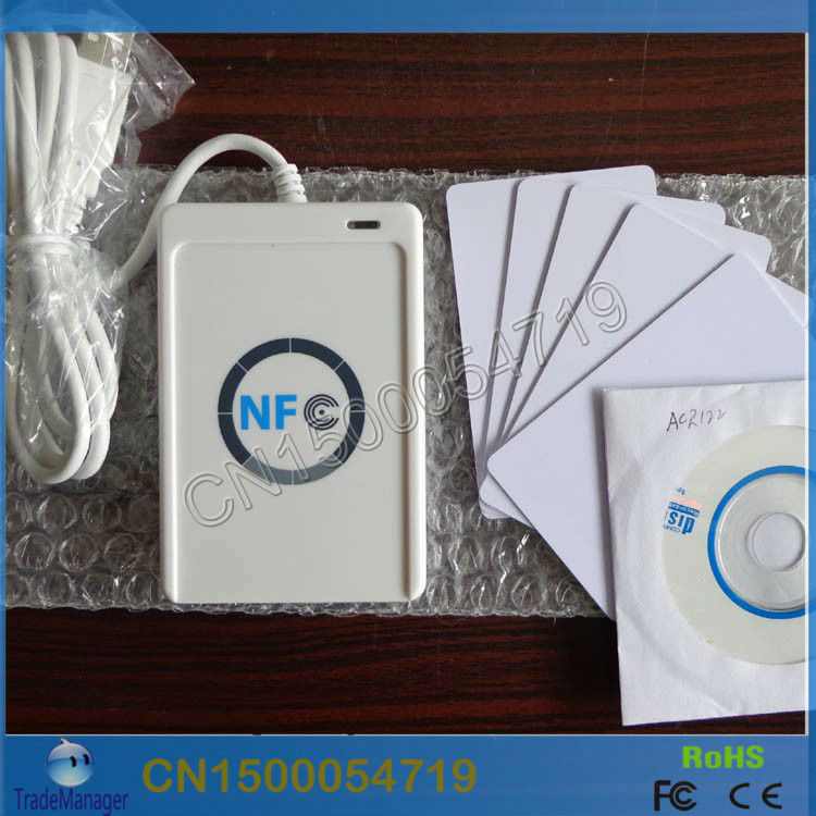 ACR122U NFC contactless card reader11
