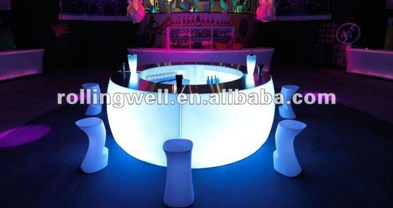 Clairage v nements circulaire bar meubles luxe for Meuble alibaba montreal